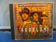 Hoodlum Soundtrack  CD Great Shape