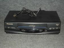 New listing Panasonic Pv-V4020 Vhs Vcr