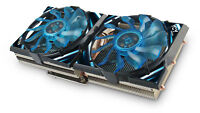 Gelid Solutions Icy Vision Rev.2 VGA Cooler, High end ATI and Nvidia VGA Video