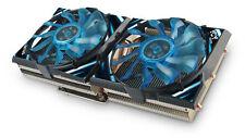 Gelid Solutions Icy Vision Rev.2 VGA Cooler, haut de gamme ATI et Nvidia Vidéo VGA