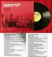 LP Texas Mexican Border Music Vol. 2 Corridos Part 1: 1930-1934 (Arhoolie 9004)