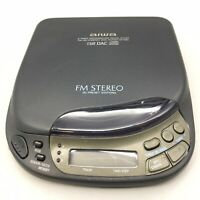 Aiwa XP-R90 Portable CD Player With AM/FM Stereo Radio - Fast Free Shipping H31