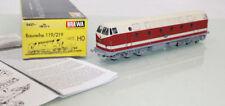 Brawa Spur H0 0437 AC Diesellok BR 119 127-9 der DB mit DSS in OVP (NL2337)