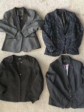 4x Womens Suit Jackets