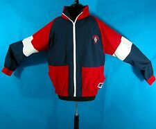 St Louis Cardinals MLB Vintage STL Windbreaker Large Jacket Red Blue 90's RETRO