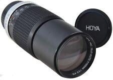 CONTAX/Yashica Hoya 300mm 5.6
