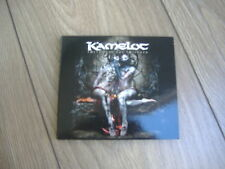 Kamelot - Poetry for the poisened cd