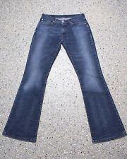 LEVIS 529 Jeans Femmes Pantalon w31 l34 Slim Bootcut m176