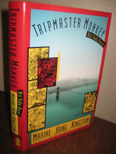 1st/3rd Printing TRIPMASTER MONKEY Maxine Hong Kingston RARE First Novel CLASSIC