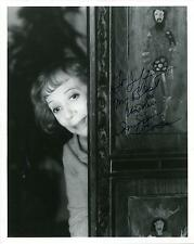 IMOGENE COCA BEWITCHED / NIGHT GALLERY ACTRESS SIGNED PHOTO AUTOGRAPH