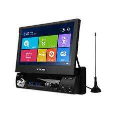 "RADIO DVD 1DIN UNIVERSAL XTRONS PANTALLA 7"" TACTIL BLUETOOTH GPS TDT MP3 DIVX..."