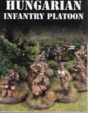 Great Escape Games: Iron Cross: Hungarian Platoon Box Set