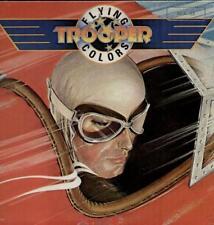 TROOPER Flying Colours  LP With Inner Sleeve, 10 Track Vinyl Album, Mca 3173, St