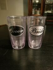 Tervis Tumbler Bride and Groom 16 oz Set