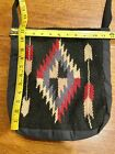 Chimayo Weaving Made Into A Handbag