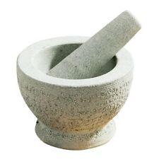 Küchen Mörser und Stößel aus Granit
