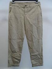 River Island Beige Skinny Chinos Ladies Size W26 L32 Box3205 O