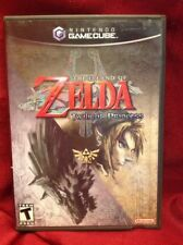 Legend of Zelda: Twilight Princess Nintendo GameCube Complete CLEAN TESTED!