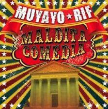MUYAYO RIF - MALDITA COMEDIA NEW CD