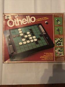 Vintage Othello Board Game 1974 Complete EWT