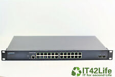 Lancom Systems GS-2326P 26 Port mit PoE Gigabit Ethernet Switch