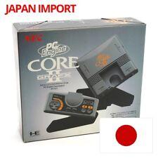 Pc Engine / TurboGrafX 16 console Core Grafx Ii + Cont + Zub Jap Cib, boxed grea