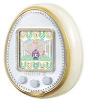 BANDAI Tamagotchi 4U White Electric Pet New from Japan Free Shipping