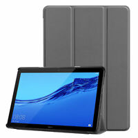 Protective Case For Huawei Mediapad T5 10.1 Inch Smart Cover Book Honor Pad 5