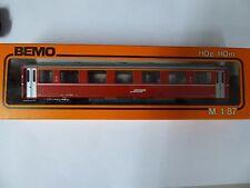 BEMO 3268 RhB A 1254 Personenwagen Spur H0m