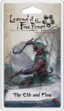 Legend of the Five Rings The: The Ebb and Flow Fantasy Flight Games BRAND NEW