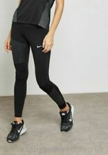 WOMENS NIKE POWER FLASH EPIC LUX TRAINING TIGHTS SIZE S (856682 011) BLACK