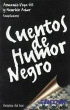 Cuentos de humor negro  Tales of black humor (Coleccion Aura (Mexico City, Mexic