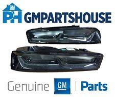 2016-2017 Camaro Genuine GM Darkened Tail Lights Lamps 84136777