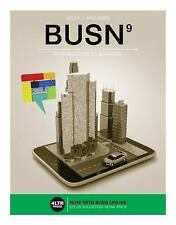 BUSN 9 by Marcella Kelly and Chuck...with unused access code