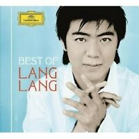 """LANG LANG """"THE BEST OF"""" 2 CD NEW"""