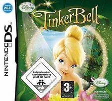NINTENDO DS 3DS TINKERBELL 1 Disney Fairies Deutsch GuterZust.