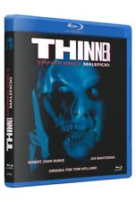Stephen King's THINNER  (1996) **Blu Ray B** Robert John Burke, Joe Mantegna