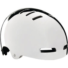"Lazer Street DLX Chrome Fahrradhelm, Spiegel Skatehelm, BMX Helm Größe ""S"" 52-54"