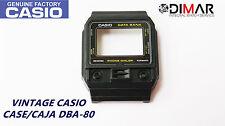 VINTAGE CASE/CASSA CASIO DBA-80 NOS - LA CASSA SI TRATTA SENZA PULSANTI