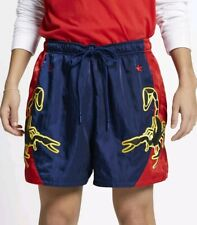 Nike Sportswear Woven Scorpion Muay Thai Shorts Size XXL AR1994 492 2XL New