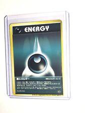 1999 JAPANESE DARKNESS ENERGY TRAINER MAGAZINE PROMO POKEMON CARD NM