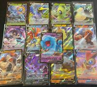 Pokemon Card Lot 100 OFFICIAL TCG Cards Ultra Rare Included - GX EX MEGA V VMAX