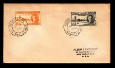 Cayman Islands 1948 Cover to New York - L11234