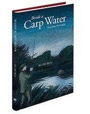 BESIDE A CARP WATER, Edy-Berry - MEDLAR PRESS COARSE FISHING BOOK