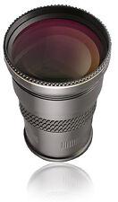 Raynox Dcr-2025pro Camcorder Telephoto Lens Black Dcr2025