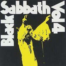 BLACK SABBATH VOL 4 REMASTERED DIGIPAK CD NEW