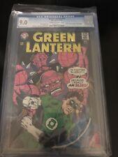 Green Lantern #56 (Oct 1967, DC) CGC 9.0