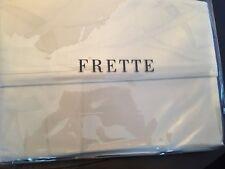 Frette King Sheet Set Ingrid Champagne Cotton Sateen New Italy $1350