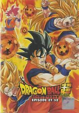 Dragon Ball Super DVD (Episode 27-52) with English Dubbed