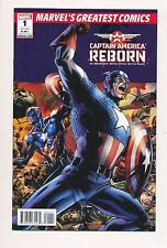 MGC Captain America REBORN #1 Marvel Greatest ~ Marvel Comics 2011 ~ NM (HX569)